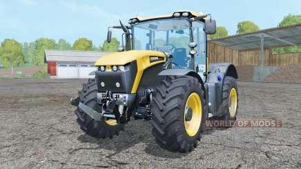 JCB Fastrac 4190 front loader für Farming Simulator 2015