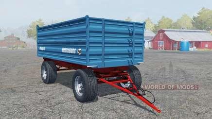 Mengele MZDK 16000 pour Farming Simulator 2013