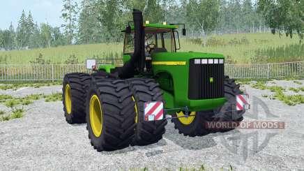 John Deere 9400 turbo pour Farming Simulator 2015