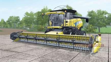 New Holland CR9070 dual front wheels für Farming Simulator 2017