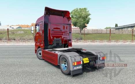MAN TGA 18.440 XLX-Fahrerhaus für Euro Truck Simulator 2