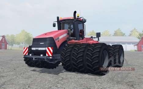 Case IH Steiger 600 drilling tires für Farming Simulator 2013