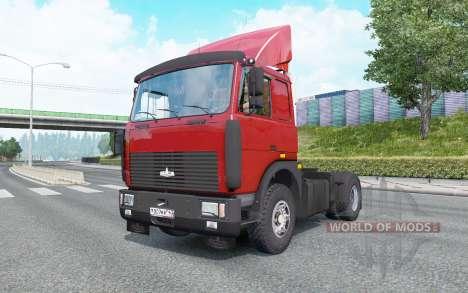 MAZ-54323 pour Euro Truck Simulator 2
