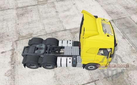 Volvo FH 540 Globetrotter cab pour Farming Simulator 2017