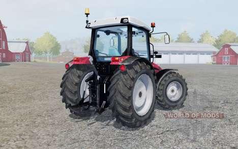 Gleiche Explorer3 105 feurige rose für Farming Simulator 2013