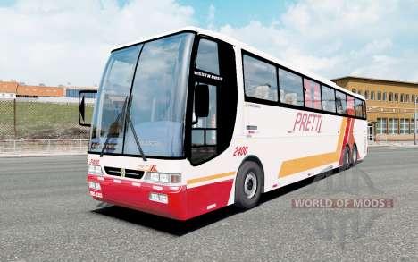 Busscar Vissta Buss für Euro Truck Simulator 2
