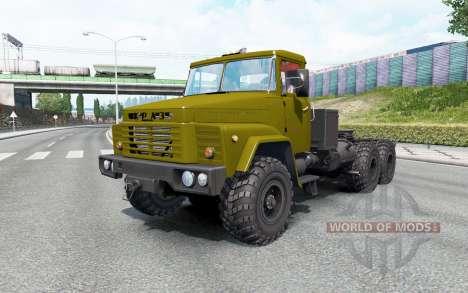 KrAZ-260V pour Euro Truck Simulator 2