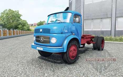 Mercedes-Benz LS 1111 für Euro Truck Simulator 2