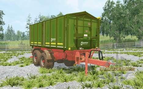 Kroger Agroliner TKD 302 la palma pour Farming Simulator 2015