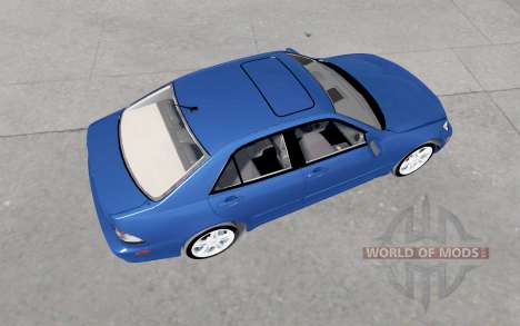 Lexus IS 300 (XE10) 2005 für Euro Truck Simulator 2