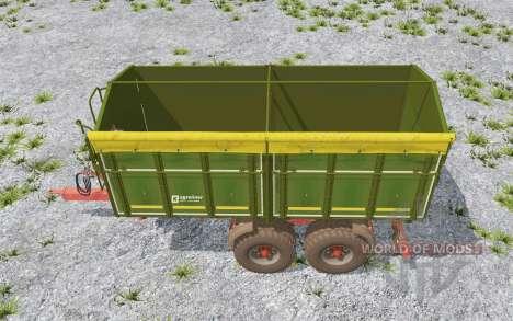 Kroger Agroliner TKD 302 accept fertilizer pour Farming Simulator 2015