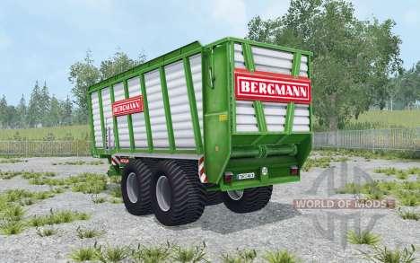 Bergmann HTW 45 north texas green pour Farming Simulator 2015