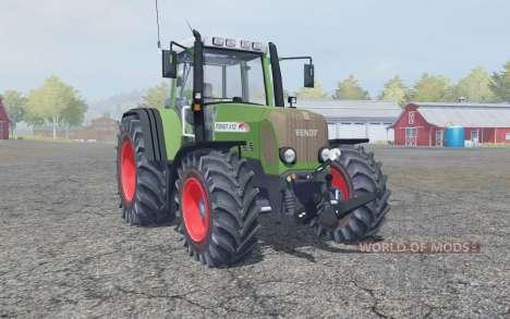 Fendt 412 Vario TMS für Farming Simulator 2013