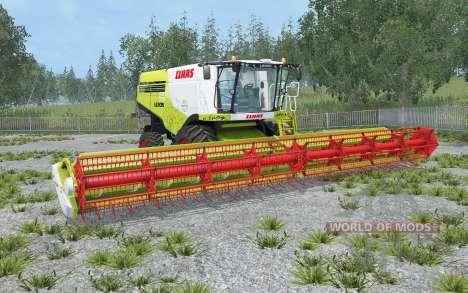 Claas Lexion 770 animated rear axle pour Farming Simulator 2015