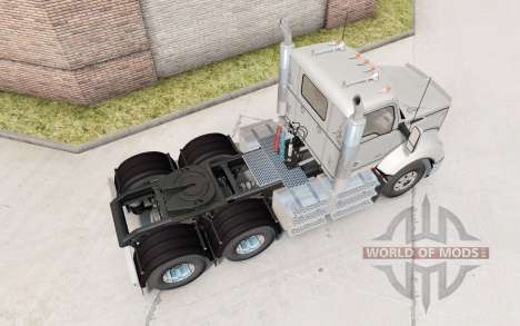 Kenworth T610 Day Cab pour American Truck Simulator