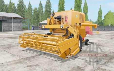 Bizon Super Z056 movable pulleys pour Farming Simulator 2017