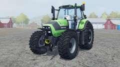 Deutz-Fahr Agrotron TTV 6190 new wheel rims für Farming Simulator 2013