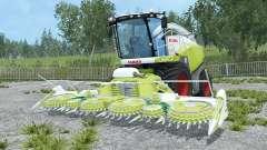 Claas Jaguar 870 and Orbis 750 pour Farming Simulator 2015