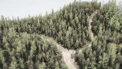 Sirgotcha National Forest für MudRunner