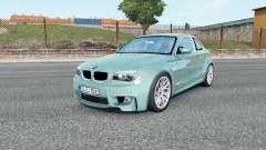 BMW 1M (E82) 2011 half baked pour Euro Truck Simulator 2