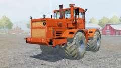 Kirovets K-700A leuchtend orange Farbe für Farming Simulator 2013