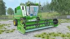 John Deere W540 lime green pour Farming Simulator 2015