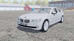 BMW 750Li (F02) open doors pour Farming Simulator 2013