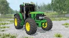 John Deere 6620 beaconlights für Farming Simulator 2015