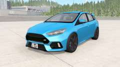 Ford Focus RS (DYB) 2016 pour BeamNG Drive