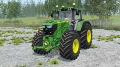 John Deere 6170M animated element pour Farming Simulator 2015
