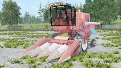 Bizon Z056 animated element pour Farming Simulator 2015