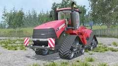 Case IH Steiger 620 Quadtrac real engine für Farming Simulator 2015