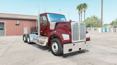 Kenworth W990 Day Cab pour American Truck Simulator