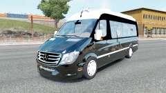 Mercedes-Benz Sprinter City (Br.906) 2017 pour Euro Truck Simulator 2