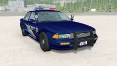 Gavril Grand Marshall Belasco Country Sheriff für BeamNG Drive
