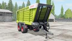 Claas Cargos 700 für Farming Simulator 2017