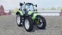 Deutz-Fahr Agrotron TTV 430 care wheels für Farming Simulator 2013