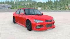 Hirochi Sunburst Sport RS v4.0.5 pour BeamNG Drive