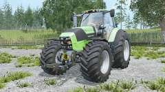 Deutz-Fahr 7250 TTV Agrotron chiptuning für Farming Simulator 2015