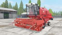 Bizon Rekord Z058 carnation pour Farming Simulator 2017