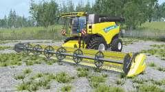 New Holland CR9.90 safety yellow für Farming Simulator 2015