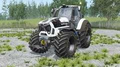 Deutz-Fahr 9340 TTV Agrotron animated element pour Farming Simulator 2015