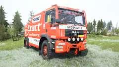 MAN TGA Dakar pour MudRunner