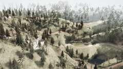 4x4 acres pour MudRunner