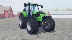 Deutz-Fahr 7250 TTV Agrotron new reifen〡felgen pour Farming Simulator 2013