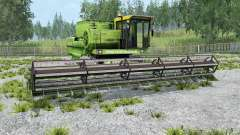 Don-1500A digitaler Tacho für Farming Simulator 2015