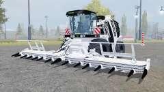 Krone BiG X 1100 black and white für Farming Simulator 2013