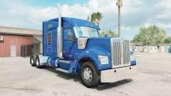 Kenworth W990 Mid-Roof Aerodyne Sleeper pour American Truck Simulator