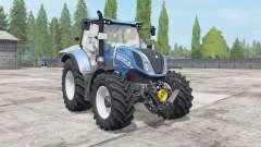 New Holland T6.140-160 pour Farming Simulator 2017
