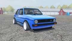 Volkswagen Golf GTI 1976 für Farming Simulator 2013